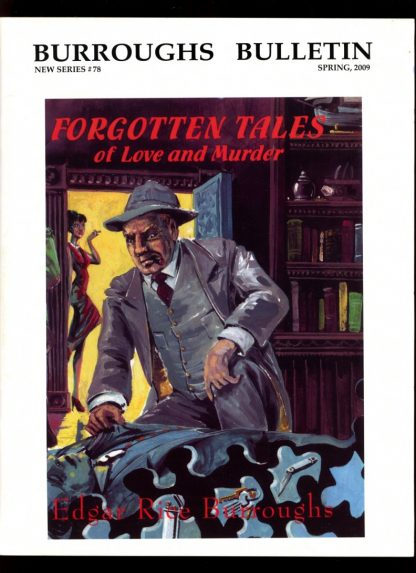 Burroughs Bulletin [NEW Series] - #78 - SPRING/09 - VG-FN - Burroughs Bibliophiles
