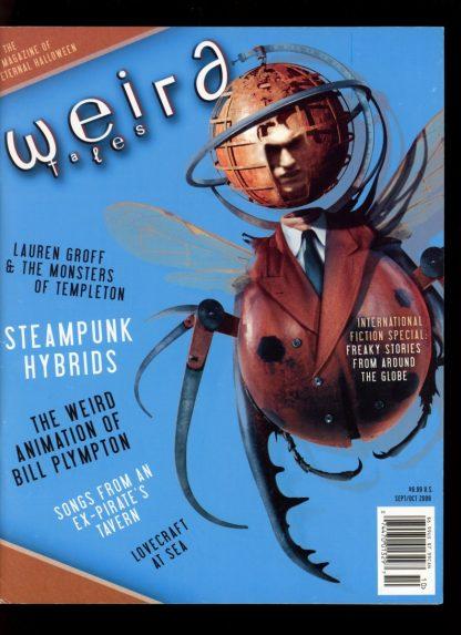 Weird Tales - #351 - 09-10/08 - VG-FN - Wildside