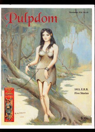 Pulpdom - #63 - 11/10 - FN - Camile Cazedessus