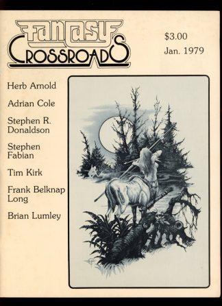 Fantasy Crossroads - #15 - 01/79 - VG-FN - Stygian Press