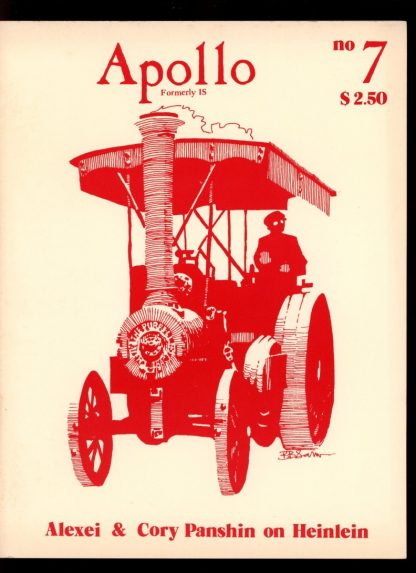 Apollo - #7 - -/76 - VG-FN - Tom Collins