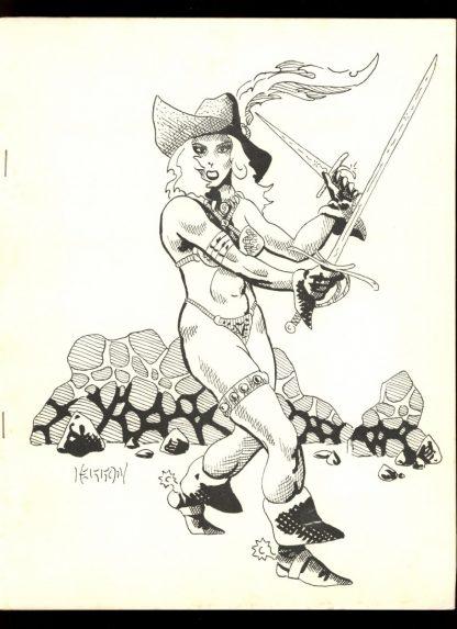 And In His Dream - #5 - -/76 - FN - Dawn Heron Press