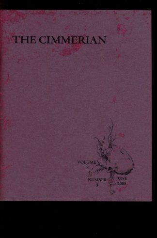Cimmerian - VOL.5 NO.3 - #15 - 06/08 - FN - Leo Grin