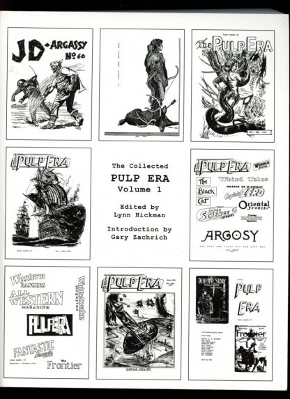 Collected Pulp Era - VOL. 1 - -/13 - FN - Pulp Era Press