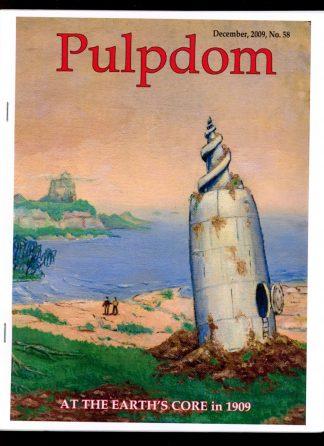 Pulpdom - #58 - 12/09 - FN - Camille Cazedessus