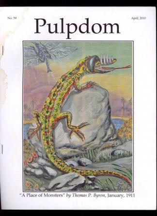 Pulpdom - #59 - 04/10 - G-VG - Camille Cazedessus