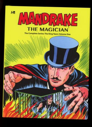 Mandrake The Magician The Complete King Years - VOL. 1 - -/15 - FN/FN - Hermes Press