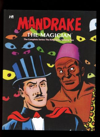 Mandrake The Magician The Complete King Years - VOL. 2 - -/16 - FN/FN - Hermes Press