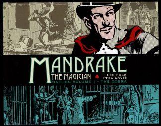 Mandrake The Magician Dailies - VOL. 1 - -/16 - FN/FN - Titan Comics