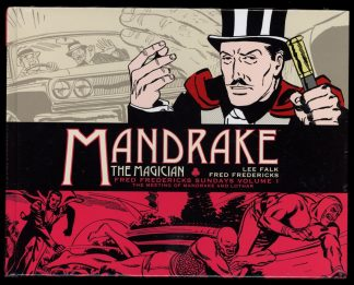 Mandrake The Magician Fred Fredericks Sundays - VOL. 1 - -/17 - FN/FN - Titan Comics