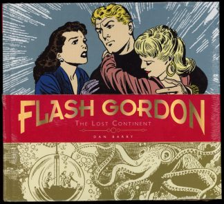 Flash Gordon: Dan Barry - VOL. 2 - -/16 - FN/FN - Titan Comics