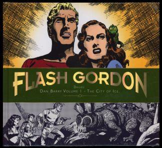 Flash Gordon: Dan Barry - VOL. 1 - -/16 - FN/FN - Titan Comics
