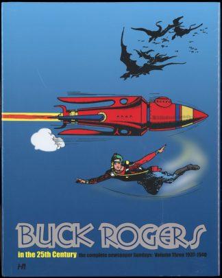 Buck Rogers In The 25th Century: Sundays - VOL. 3 - -/15 - FN/FN - Hermes Press