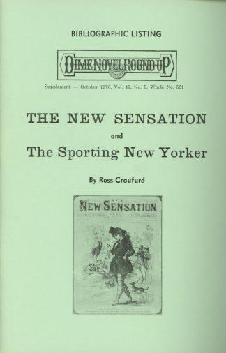 Dime Novel Roundup - #521 - 10/76 - FN - Edward T. LeBlanc