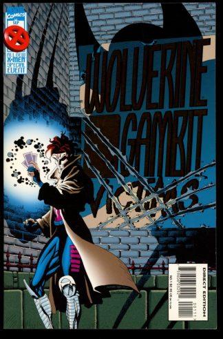 Wolverine/Gambit: Victims - #1 - 09/95 - 9.6 - Marvel