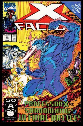 X-Factor - #69 - 08/91 - 9.4 - Marvel
