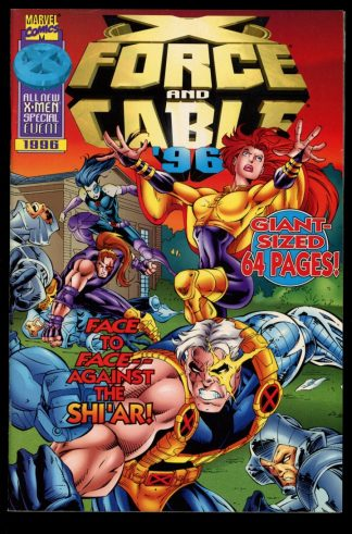Cable/X-Force '96 - 1996 - -/96 - 9.4 - Marvel