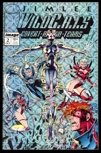 Wildc.A.T.S Covert Action Teams - #2 OF 3 - 09/92 - 9.2 - Image