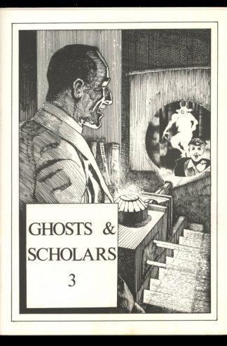 Ghosts & Scholars - #3 - -/81 - VG-FN - Rosemary Pardoe