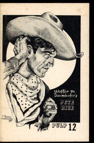 Pulp - #12 - SUMMER/80 - VG - Robert Weinberg
