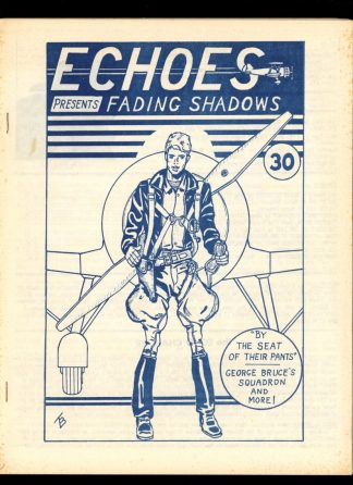 Echoes - #30 - 04/87 - VG - Fading Shadows