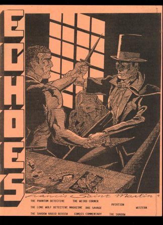 Echoes - #65 - 02/93 - VG-FN - Fading Shadows