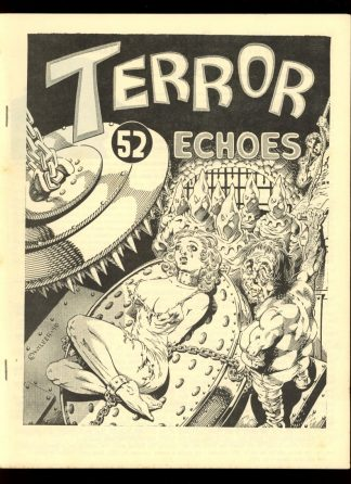 Echoes - #52 - 12/90 - VG-FN - Fading Shadows