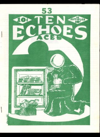 Echoes - #53 - 02/91 - VG-FN - Fading Shadows