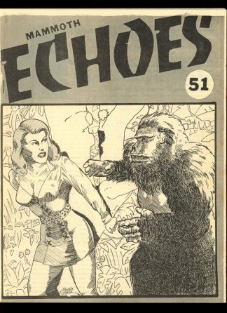 Echoes - #51 - 10/90 - VG - Fading Shadows