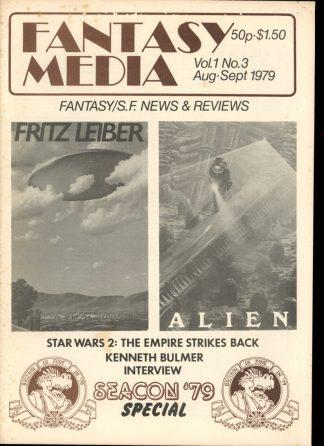 Fantasy Media - #3 - 08-09/79 - VG - Fantasy Media