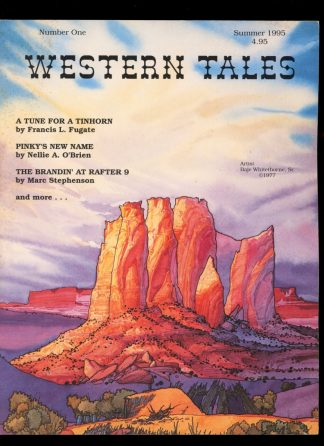 Western Tales - #1 - SUMMER/95 - VG-FN - Nelson Publicatons