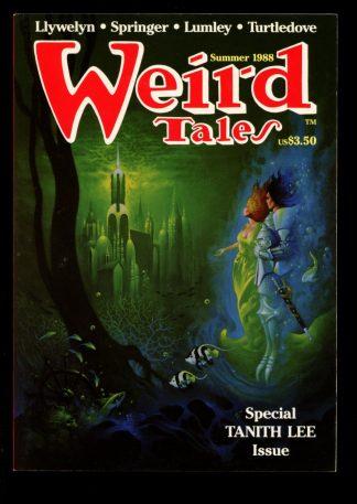 Weird Tales - SUMMER/88 - SUMMER/88 - FN - Terminus Publishing