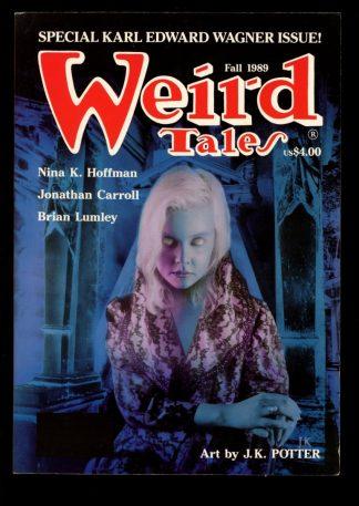 Weird Tales - FALL/89 - FALL/89 - FN - Terminus Publishing