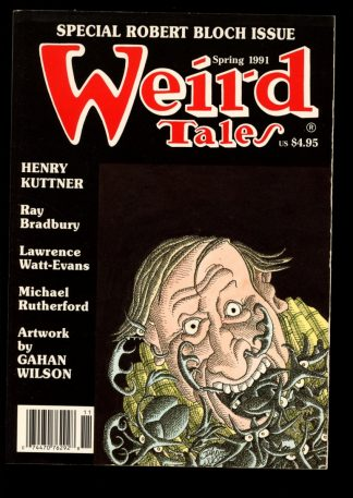 Weird Tales - SPRING/91 - SPRING/91 - FN - Terminus Publishing