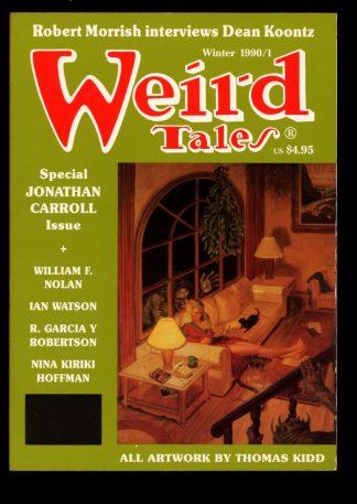 Weird Tales - WINTER/90-91 - WINTER/90-91 - FN - Terminus Publishing