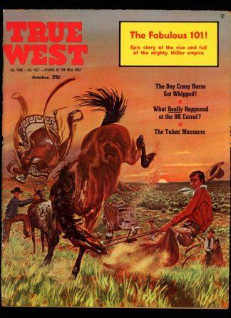 True West - 09-10/60 - 09-10/60 - G-VG - Western Publications