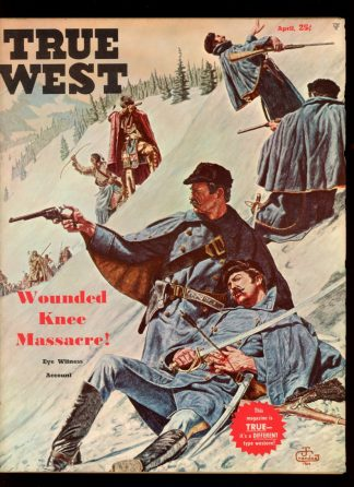 True West - 03-04/61 - 03-04/61 - G-VG - Western Publications