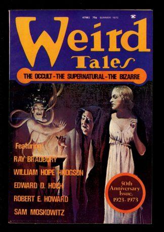 Weird Tales - SUMMER/73 - SUMMER/73 - VG-FN - Weird Tales