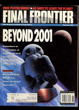 Final Frontier - 05-06/90 - 05-06/90 - VG - Final Frontier Publishing