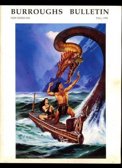 Burroughs Bulletin [NEW Series] - #28 - FALL/96 - VG - Burroughs Bibliophiles