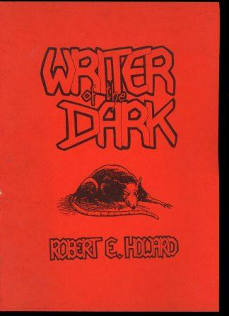 Writer Of The Dark - #2 OF 500 - 10/86 - G-VG - Dark Carneval Press