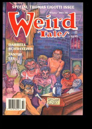 Weird Tales - WINTER/91-92 - WINTER/91-92 - FN - Terminus Publishing
