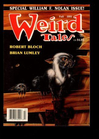 Weird Tales - FALL/91 - FALL/91 - FN - Terminus Publishing