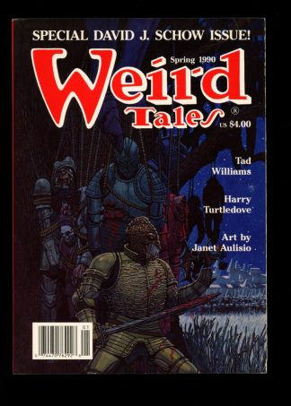Weird Tales - SPRING/90 - SPRING/90 - VG-FN - Terminus Publishing