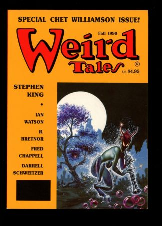 Weird Tales - FALL/90 - FALL/90 - FN - Terminus Publishing