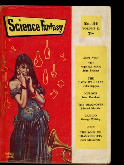 Science Fantasy [BRITISH] - #34 - 04/59 - G - Nova Publications