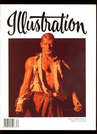 Illustration - #16 - SPRING/06 - VG-FN - Illustration Magazine