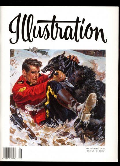 Illustration - #8 - 10/03 - FN - Illustration Magazine