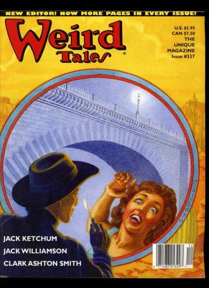 Weird Tales - #337 - 07/05 - VG-FN - Wildside