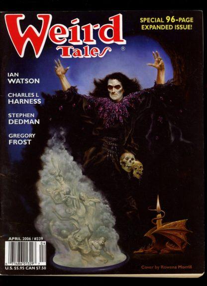 Weird Tales - #339 - 04/06 - VG - Wildside